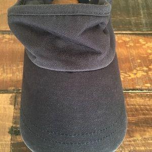 Gap Limited Edition Visors: Blue & Khaki/ sand